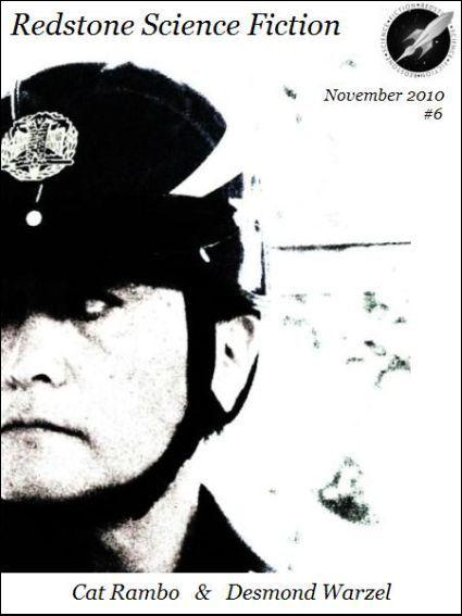 November 2010 Cover Photo by Richard Newton