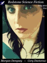 Redstone Science Fiction #14  Image by Lyzz Self