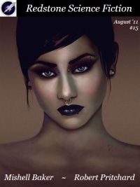 Redstone Science Fiction #15 Image by Lyzz Self