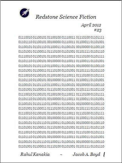 April 2012 Cover